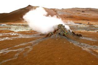 Pole geotermalne Hverarönd