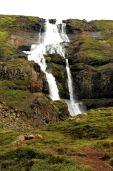 w drodze do Seyðisfjörður