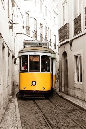Lizbona - Alfama