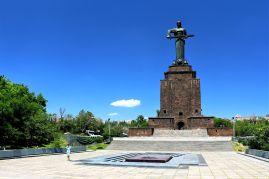 Erewań - Park Zwycięstwa