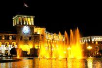 Erewań - Plac Republiki