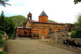 Wanadzor - kościół zwany Czarną Cerkwią