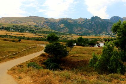 Góry Tałyskie