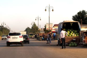 droga Lenkoran - Baku
