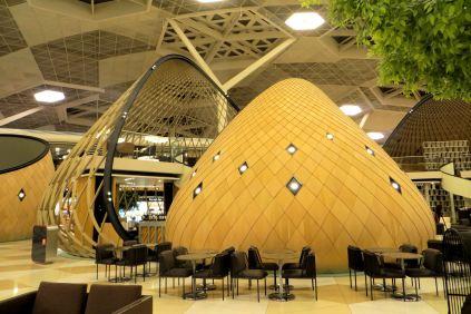 Baku Airport Heydar Aliyev