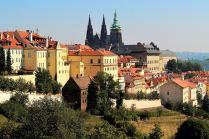 Klasztor na Strahowie - okolica