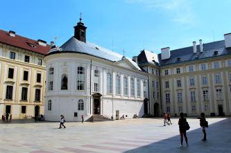 Hradczany - pałac