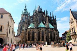 Hradczany - Katedra