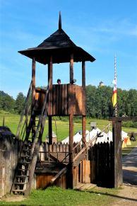 Lubovla - średniowieczny tabor