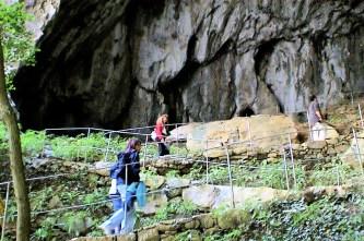 Jaskinie Szkocjańskie