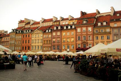 Warszawa - Stare Miasto