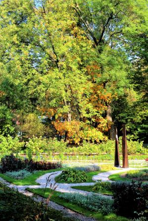Warszawa - Ogród Botaniczny