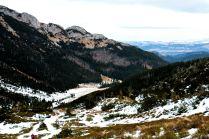 Szlak przez Halę Kondratową do Przełęczy pod Kopą