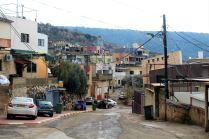 miasta u podnóża Góry Hermon