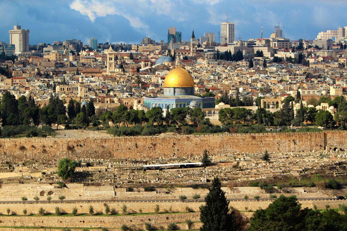 IZRAEL / PALESTYNA