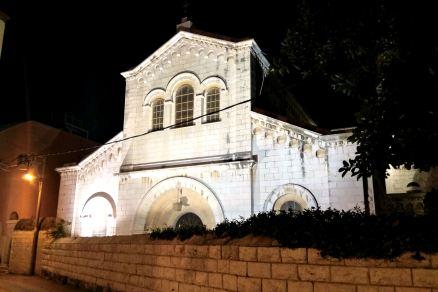 Nazaret - Kościół Św. Józefa