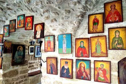 Klasztor Deir Hajla