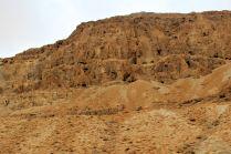między Morzem Martwym, a Pustynią Judzką