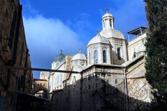 Droga Krzyżowa, okolica i obiekty I i II stacji