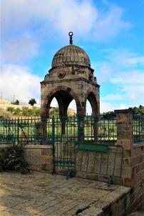 widoki z okolicy mostu Sha'ar HaArayot