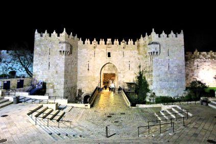 Stare Miasto - Brama Damasceńska