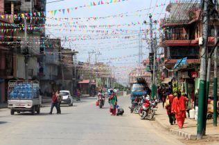 Kathmandu - północna część