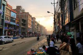 Kathmandu - dzielnica Boudha