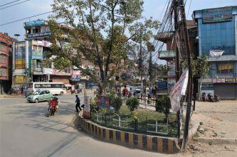 Kathmandu - zachodnia część