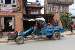 Bhaktapur - ulice miasta