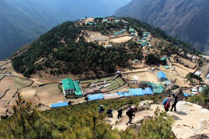 Namcze Bazar - Everest Sherpa Resort