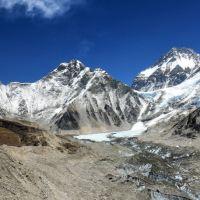DZIEŃ 8 : LOBUCHE (4910m) -> GORAK SHEP (5180m)