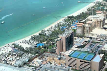 okolice Palm Jumeirah