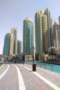 Dubai Lake