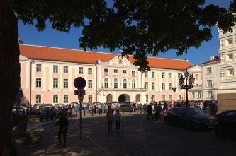 Okolica Parlamentu i Soboru