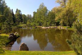 Japanese Garden in Kadriorg Park