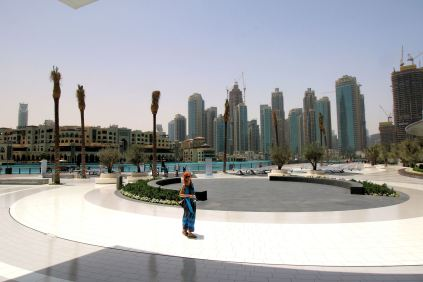 Dubai Lake