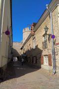 Mury i wieże Dolnego Miasta