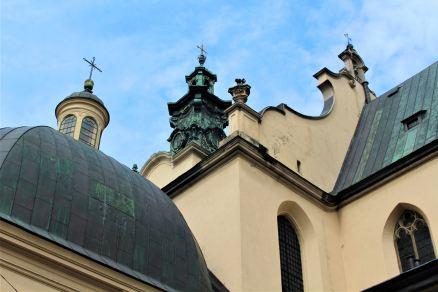 Bazylika Metropolitalna - katedra obrządku łacińskiego we Lwowie