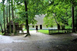 Dom z Triji, Dzielnica Śniatyn, obwód Iwano-Frankowski, 1895 r