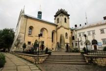 Kościół Wszystkich Świętych i klasztor Benedyktynek we Lwowie