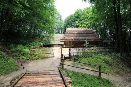 Dom z Lybokhora, Dzielnica Turka, Lwów, 1812