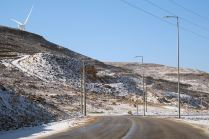 Wadi Musa zimą