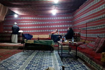 Oasis Beduin Camp