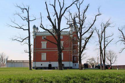 Pałac w Szałszy