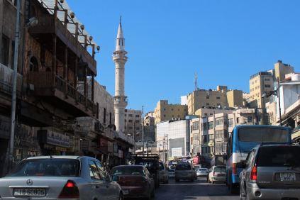 zachodni Amman