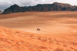 Red Sand Dune
