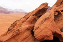 Red Sand Dune