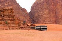 Wadi Rum - Campy