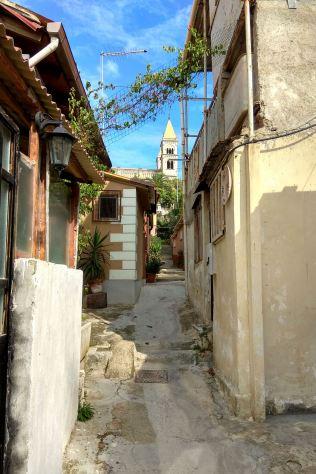 Mesyna - południowa strona Sanktuarium