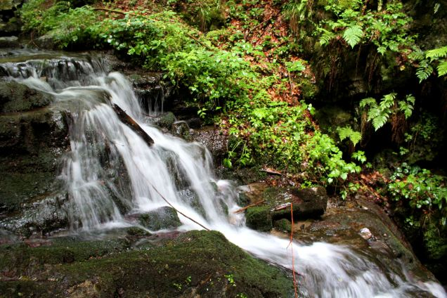 Žlebské Vodopády